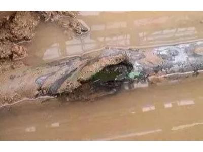 遇到电缆进水你是怎么解决的?