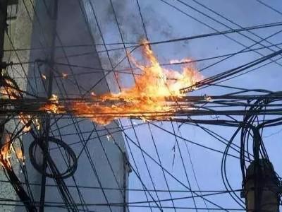 你知道该如何预防电线电缆中导线过载起火?