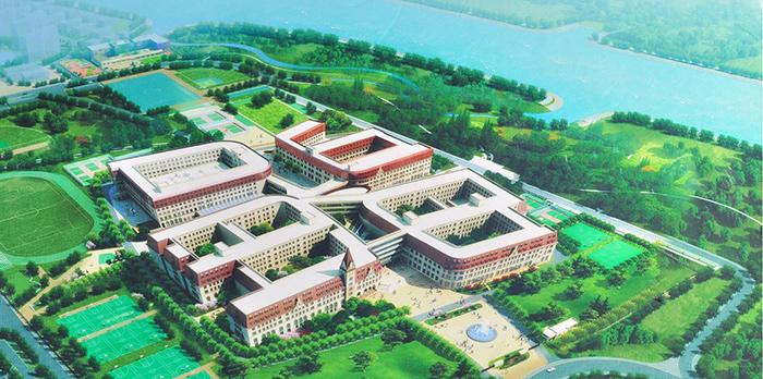青岛中学项目-华强电缆客户案例