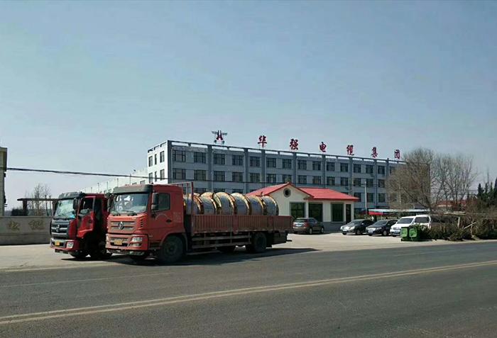 中国电建集团-华强电缆客户案例