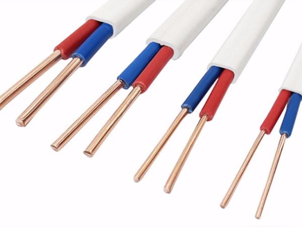 BVVB双芯铜电线