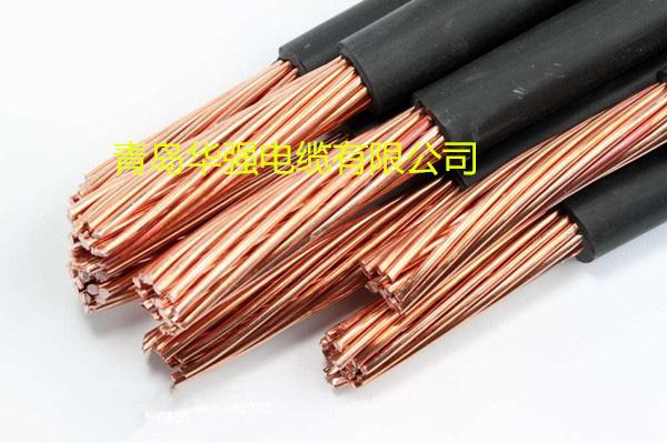 青岛华强电缆告诉您导致铜丝发黑的原因